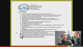 CNO Report 191 10 OCT 2014
